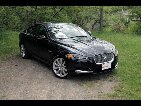 2013 Jaguar XF 3.0L AWD Review