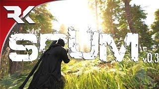Scum 0.3 [Hard-Core Survival] Day 28 - Can YOU Handle The Hardcore Open World Survival? #Schnitzel
