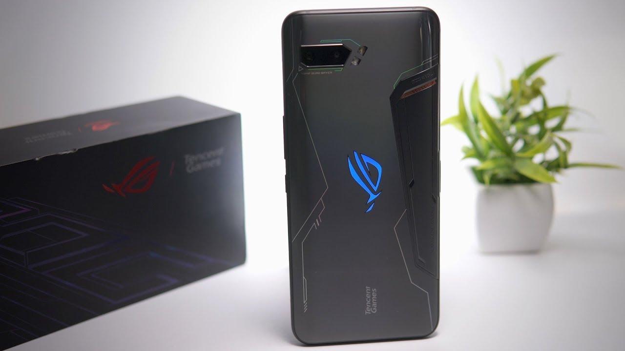 Asus Rog Phone 2 Unboxing Gamers Ka Scene On Youtube