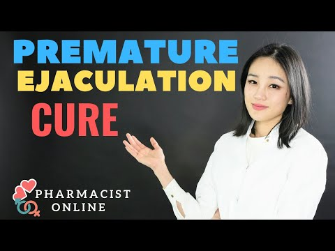 Premature Ejaculatory Dysfunction | CUMMING Too FAST? | Secret Cure That No One Tells You | Priligy