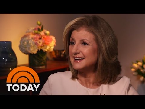 Arianna Huffington's 'Sleep Revolution': Why Sleeping On The Job May Be Ideal | TODAY