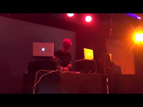 Celldweller - Live DJ Set Show at the 16 Tonns Club in Moscow, Russia (November 8th, 2012)