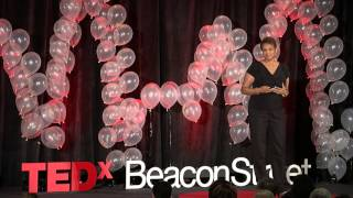 Obesity Through the Eyes of a Loved One | Dana Marie Rosser | TEDxBeaconStreetSalon