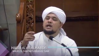 ORANG YANG TIDAK BISA MELIHAT WAJAH RASULULLAH SAW - Habib Alwi bin Aburrahman Alhabsyi