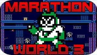 I WANNA RUN THE MARATHON    World 3