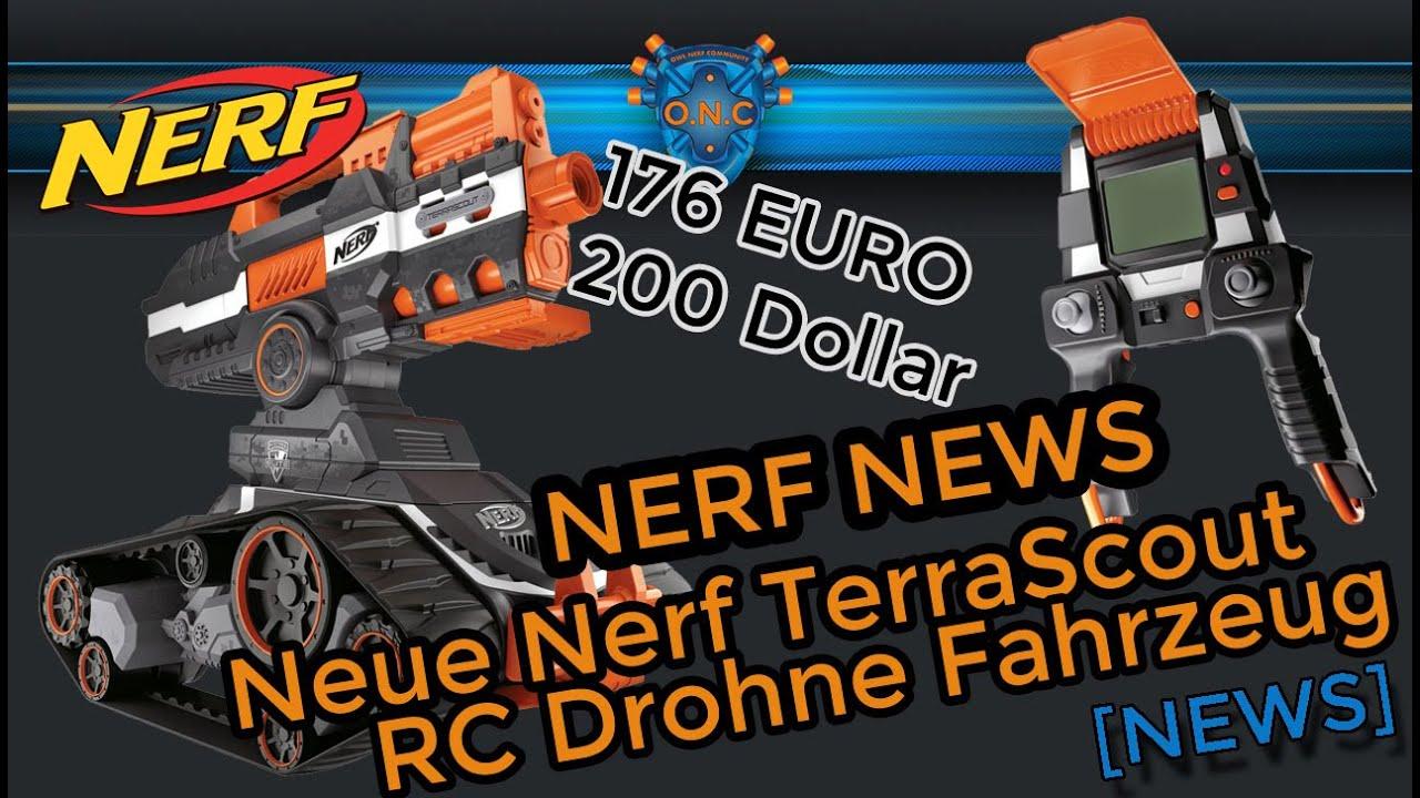 Nerf Drohne