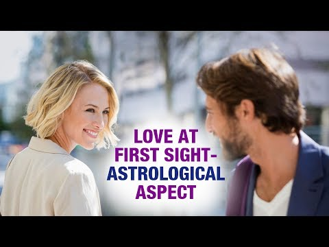 Love at first sight-Astrological aspect-Acharya Satish Awasthi- Love with astrology