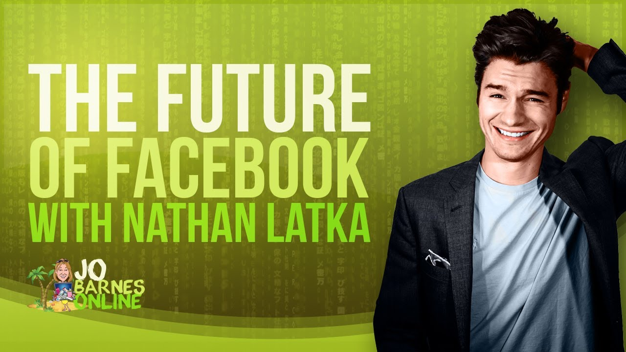 Session 3 - The Future of Facebook with Nathan Latka - YouTube