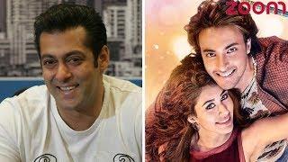 Salman Skips London Schedule Of Aayush Sharma's 'Loveratri' | Bollywood News