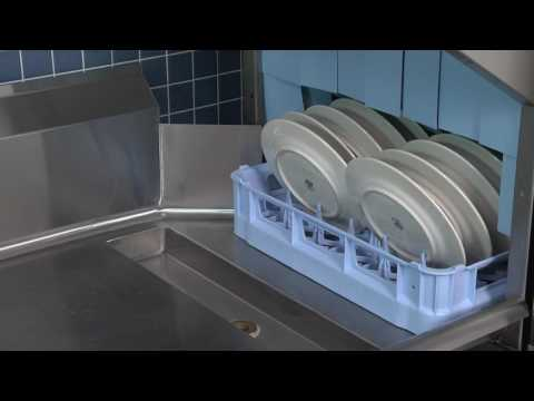 Instructional Video -- Hobart CLeN Warewasher