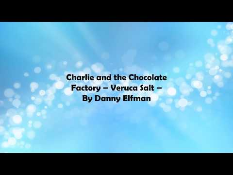 Charlie and the Chocolate Factory - Veruca Salt - Lyric Video