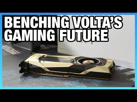 Titan V Gaming Benchmarks: An Async Future for nVidia