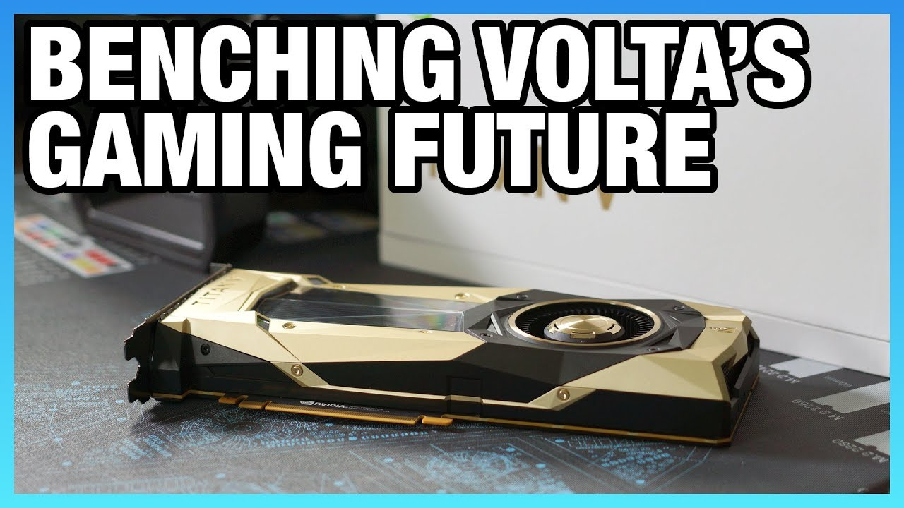 Titan V Gaming Benchmarks: An Async Future for nVidia