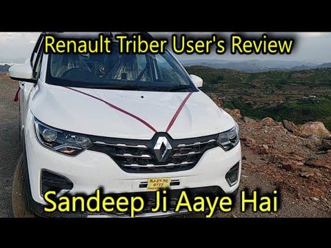 Renault Triber   Practical User Review   Sandeep Ji Aaye Hai