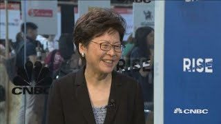 The perception of Hong Kong is 'slightly changing': Chief executive | The Rundown