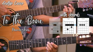 Download To The Bone - Pamungkas | Guitar Cover with Chords