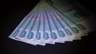 Ruble Plunge: Four Reactions in One Minute