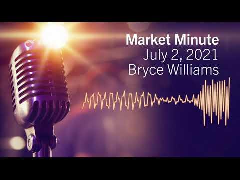 Market Minute   July 2, 2021