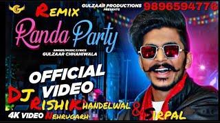 New Year Dhmaka 2020 Randa Party Gulzaar Mix By Dj Rishi Khandelwal Nehrugarh 9896594776