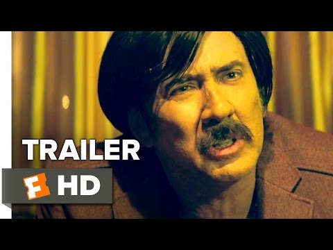 Arsenal Official Trailer 1 (2017) - Nicolas Cage Movie