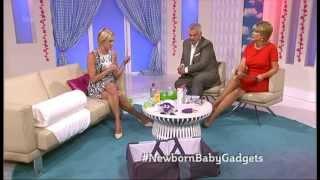 Jenni Falconer Leg Show