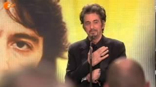 Goldene Kamera 2013 für Al Pacino