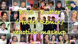 Download lagu [BTS] Butter MV (Hotter Remix)|reaction mashup