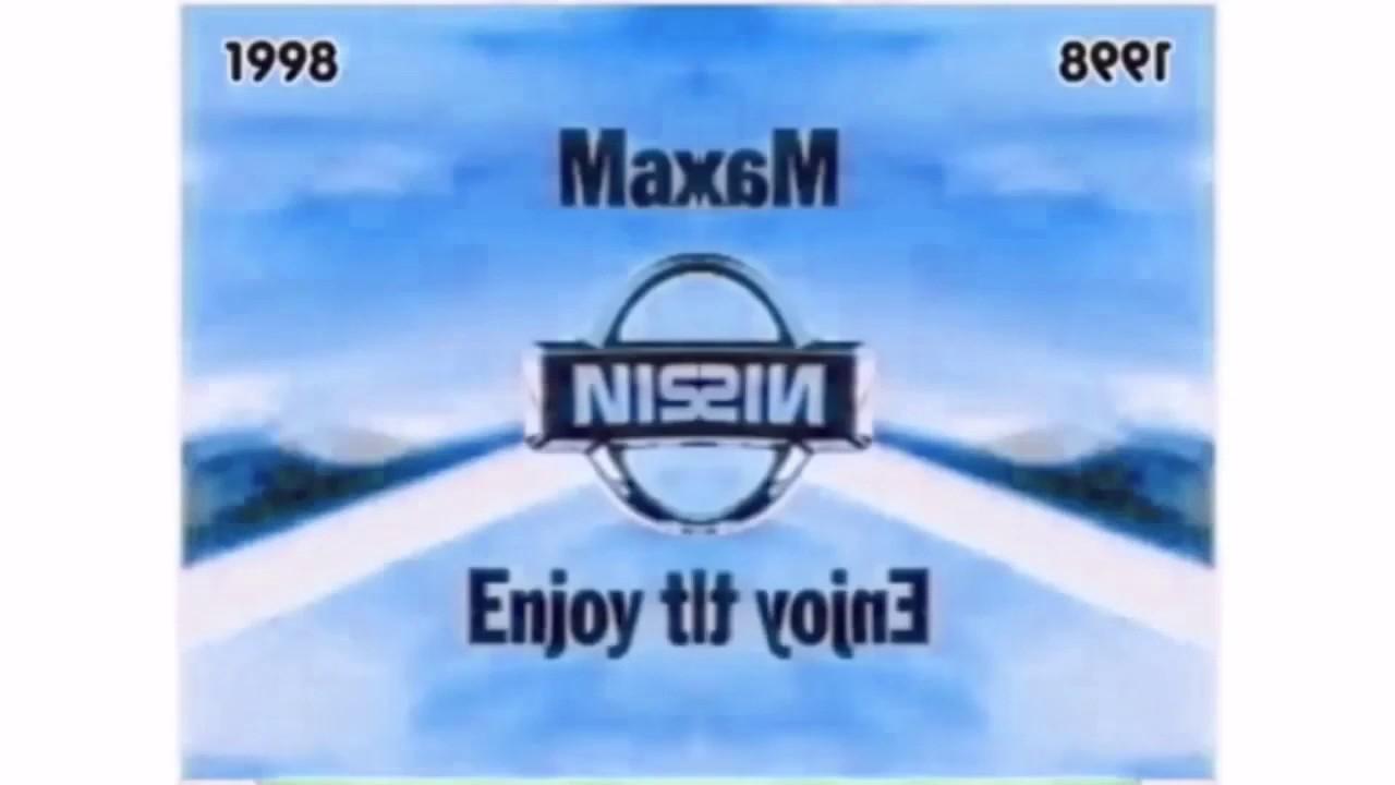 Nissan Logo History In G Major 10 Youtube