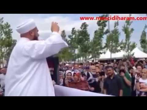 Cumhurbaşkanına Başbakana Dua eden Tarikatçı