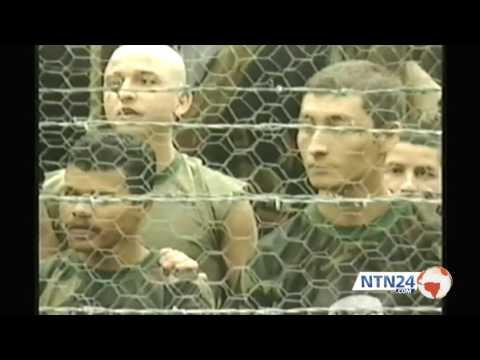 Así eran los campos de concentración que las FARC utilizaron para los secuestrados