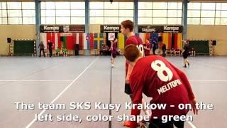 U15 boys. Group M02 gr 2. Lajkonik cup 2017. SKS Kusy Krakow - CYSS 3 (UKR) - 10:21 (2nd half) 22.04