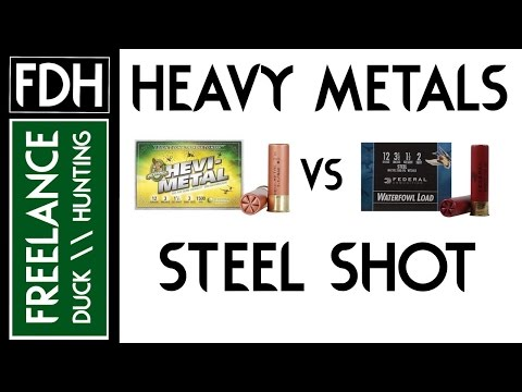 Heavy Metal Shells