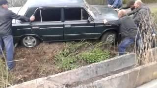 20 Апреля 2014 авто прикол г. Малин