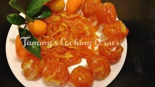 Candied Kumquat | Mứt Tắc Dẻo Ngày Tết