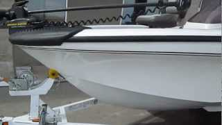 Tracker Tundra 21 Foot 2008 Aluminum Fishing Boat for sale in Wisconsin