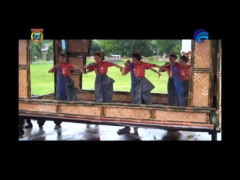 Gladi Resik, Tim Pawai Budaya Nusantara Sulawesi Barat 2013