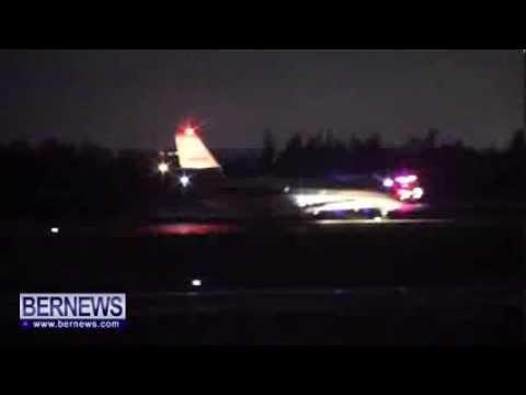 Emergency Plane Landing, Feb 7 2014