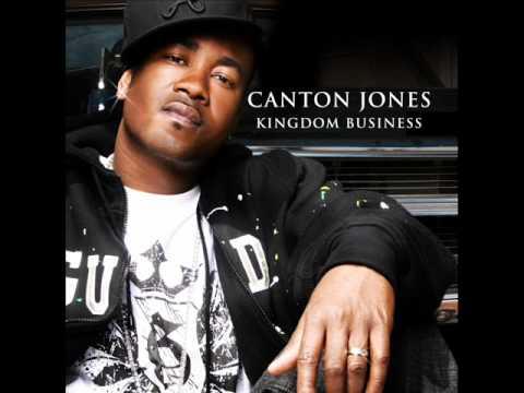 Canton Jones Living Clean
