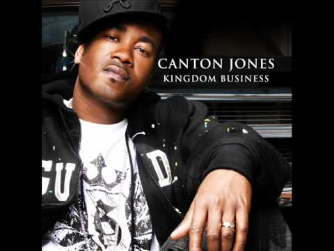 Canton Jones Living Clean
