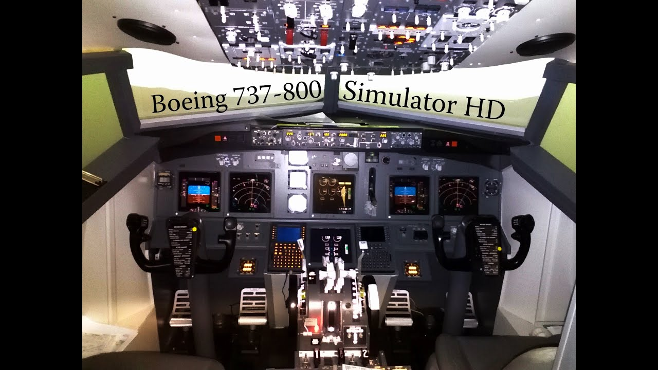 737 Simulator Images - Reverse Search