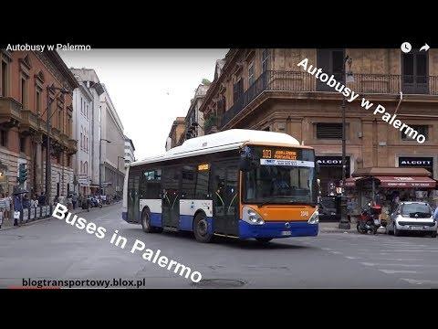 Autobusy w Palermo