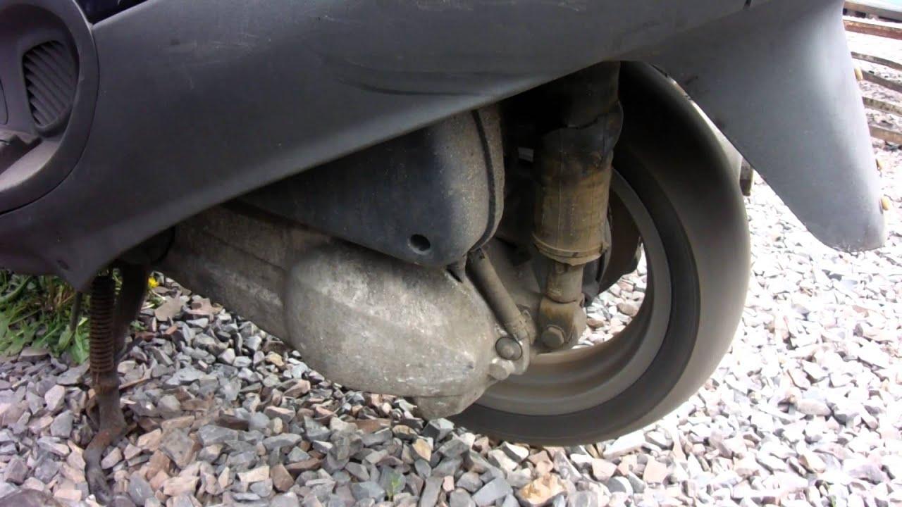 silnik piaggio x9 250 cc - youtube