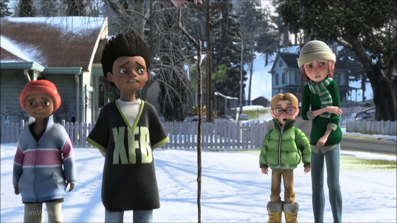 rise of the guardians snowball fight clip hd youtube