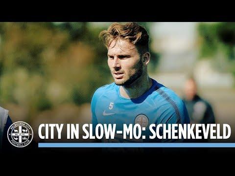 City In Slow-Mo: Bart Schenkeveld