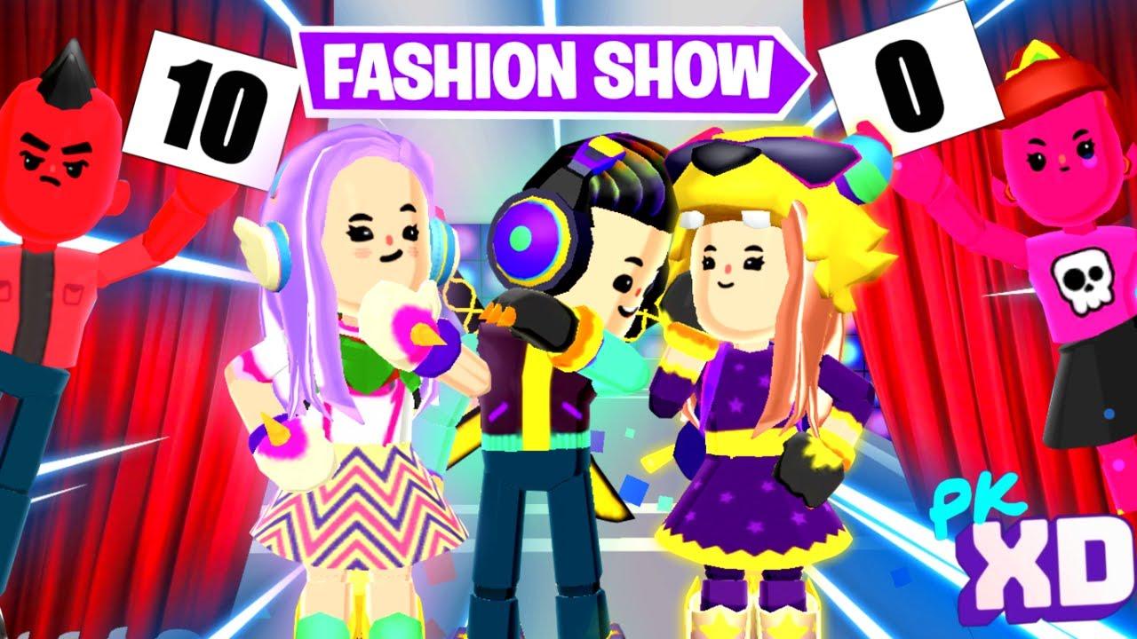 NOVA COMPETIÇÃO DE CONCURSO FASHION !!! (Outfit PK XD)
