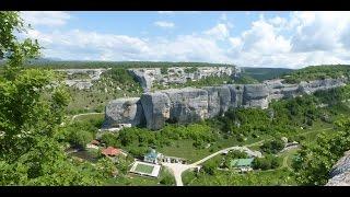 видео Пещерный город Эски-Кермен