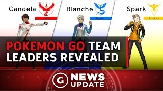 Pokemon Go Leaders And New Details Revealed! - GS News Update