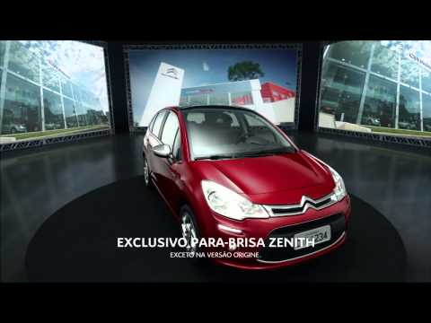 AD - Citroën C3 10 years - Retail Campaign (2013)