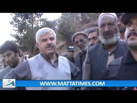 Mehmood Khan PTI Matta Swat