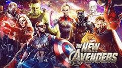 Das sind die NEUEN Avenger!